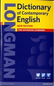 Longman Dictionary Of Contemporary English W/Dvd For Advanced Learners