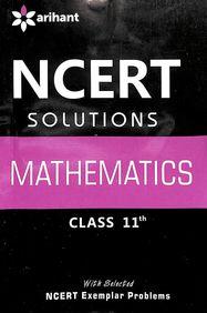 Mathematics Solutions Class 11 : Ncert : Code F050