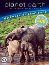 Planet Earth Ultimate Sticker Book: Planet Earth
