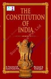 Buy Constitution Of India book : Gr Poornima,Mn Suresh Kumar