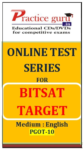 Online Test Series for BITSAT Target