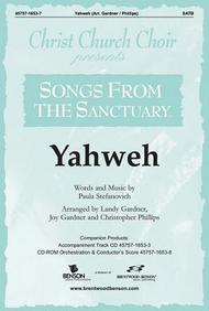 Yahweh Split Track Accompaniment CD (Christ Church Choir)