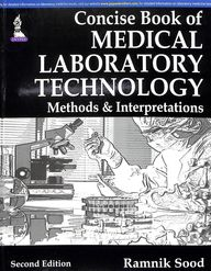 Concise Book Of Medical Laboratory Technology Methods & Interpretations