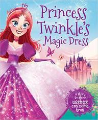 Priness Twinkles Magic Dress