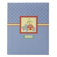 Baby Bots Memory Book