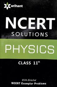 Physics Class 11 : Ncert Solutions : Code F046