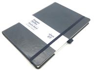 Blue Vegan Series Elastic Note Book