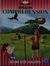 English  Comprehension  Book  For Juniors  3
