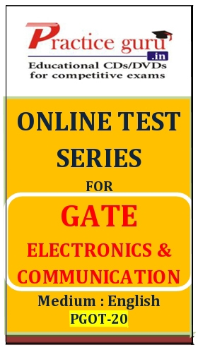 Online Test Series for GATE-Electronics and Communication