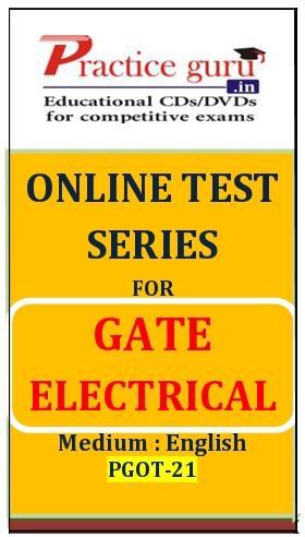 Online Test Series for GATE-Electrical