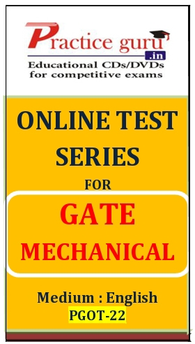 Online Test Series for GATE-Mechanical