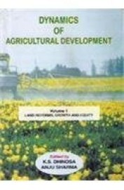 Dynamics Of Agricultural Development Set Of 3vols