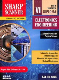 Electronics & Communication Engineering 6 Sem All In One Diploma Sharp Scanner