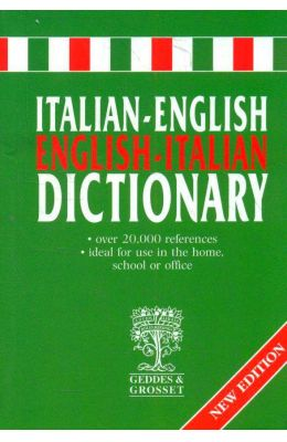 Italian English English Italian Dictionary