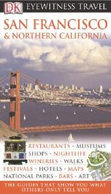 San Francisco & Northern California (Eyewitness Travel Guides Series)