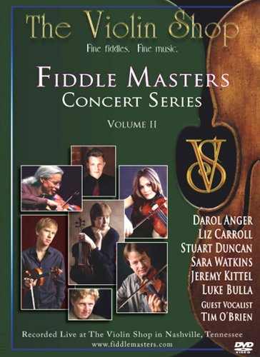 Fiddle Masters Concert Series, Volume 2
