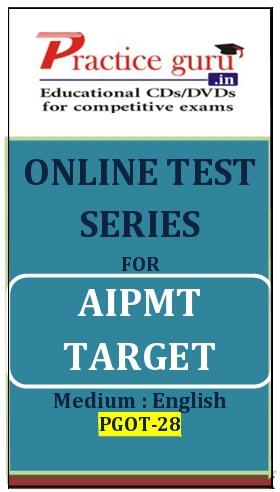 Online Test Series for AIPMT Target