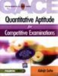 Quantitative Aptitude for Competitive Examinations: 4th Edition