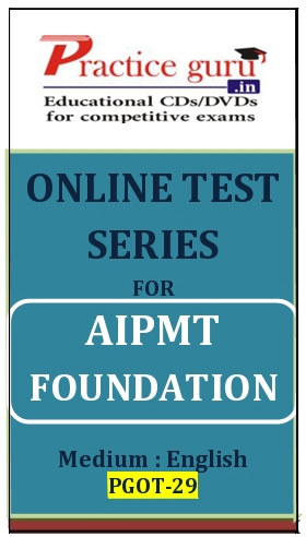 Online Test Series for AIPMT Foundation