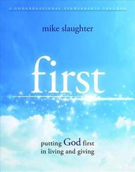 First- Program Kit: Putting God First in Living and Giving