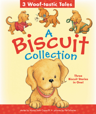 Biscuit Collection : 3 Woof Tastic Tales