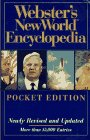 Websters New World Encyclopedia Pocket Edition