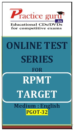 Online Test Series for RPMT Target