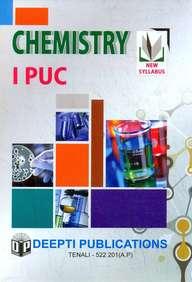 Chemistry 1 Puc : New Syllabus
