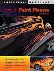 Motorbooks Workbshop How To Paint Flames