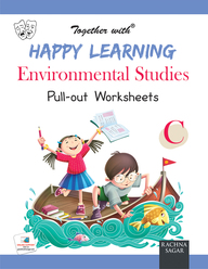 Together With Happy Learning Pullout Worksheets Environmental Studies For C