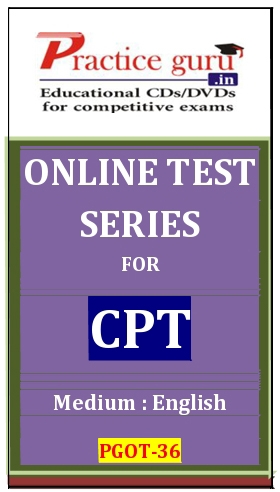 Online Test Series for CPT