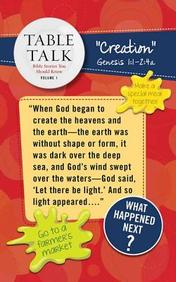 Table Talk Volume 1- Table Talker Signs (5 Sets of 6) : Bible Stories You Should Know