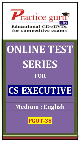 Online Test Series for CS Executive