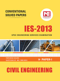 IES 2013 Civil Engineering Conventional Solved Paper - I