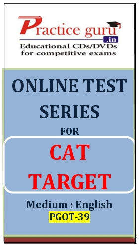 Online Test Series for CAT Target