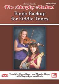 Banjo Backup for Fiddle Tunes