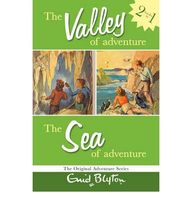 Valley Of Adventure The Sea Of Adventure 2 Books In 1