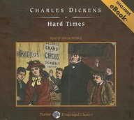 Hard Times, with eBook (Tantor Unabridged Classics)
