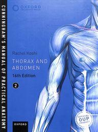 Cunninghams Manual Of Practical Anatomy Vol 2