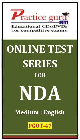 Online Test Series for NDA