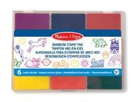 Rainbow Stamp Pad