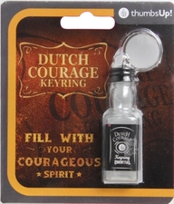 Thumbs UP Dutch Courage Keyring