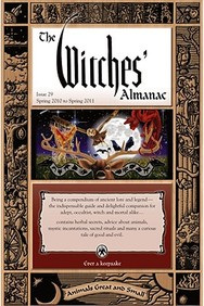 The Witches Almanac: Spring 2010-Spring 2011