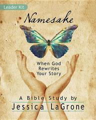 Namesake- Boxed Kit: When God Rewrites Your Story
