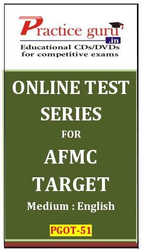 Online Test Series for AFMC Target