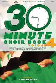 30 Minute Choir V4 Choral Book
