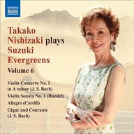 Suzuki Evergreens Vol.6