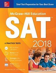 McGraw-Hill Education SAT 2018 Edition (Mcgraw Hill's Sat)