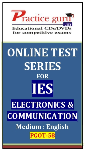 Online Test Series for IES-Electronics and Communication