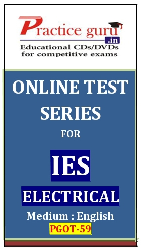 Online Test Series for IES-Electrical